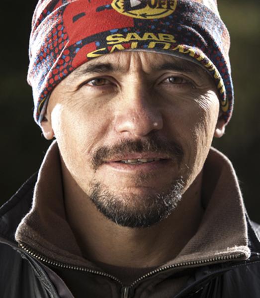 Héctor Ponce de Leon  Expedicionario y Alpinista