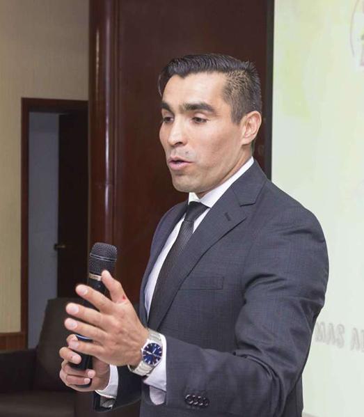 """Marco Antonio Rodríguez Moreno """"Chiquimarco"""""""