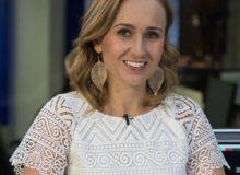 Valeria Moy, Foto TV Televisa El financiero